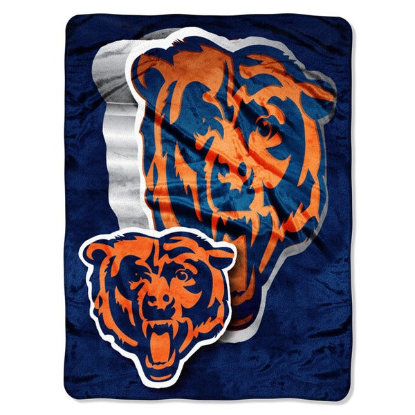 NFL 068 Bears Bevel Micro Throw