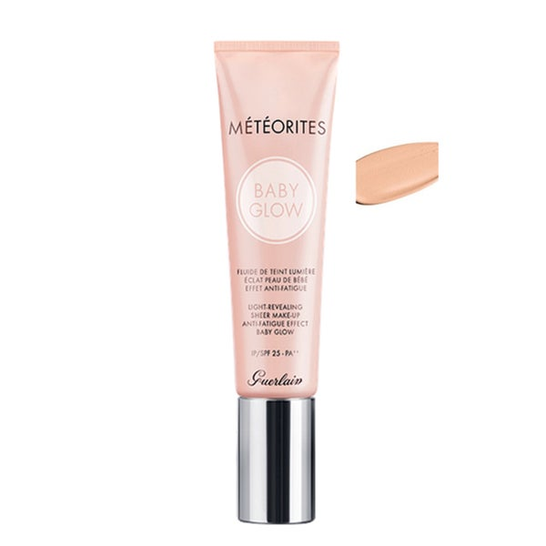 Guerlain Meteorites Baby Glow Foundation SPF 25 Light