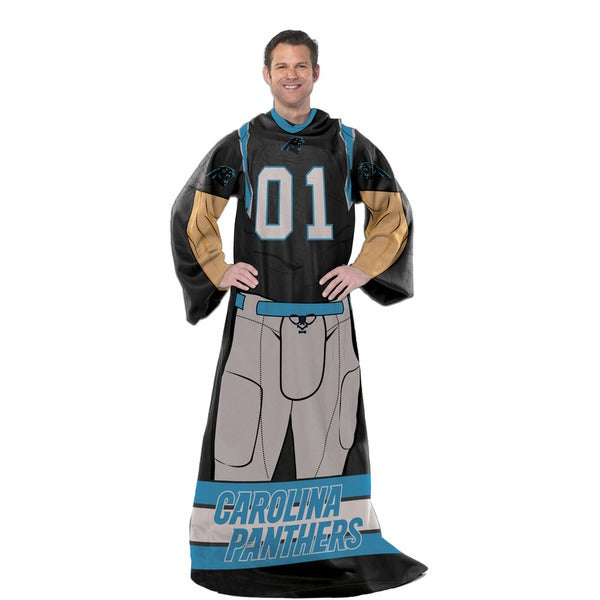 NFL 024 Panthers Uniform Comfy Throw 19381497