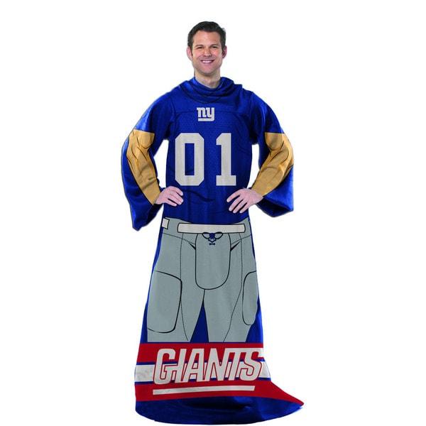 NFL 024 NY Giants Uniform Comfy Throw 19381499