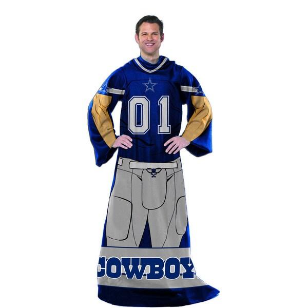 NFL 024 Cowboys Uniform Comfy Throw 19381507