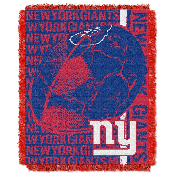 NFL 019 NY Giants Double Play Throw