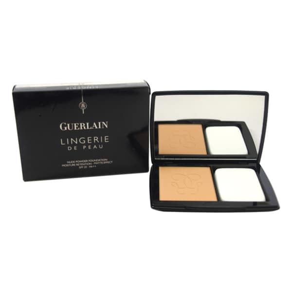 Guerlain Lingerie de Peau Nude Powder Foundation SPF 20 04 Medium Beige 19381595