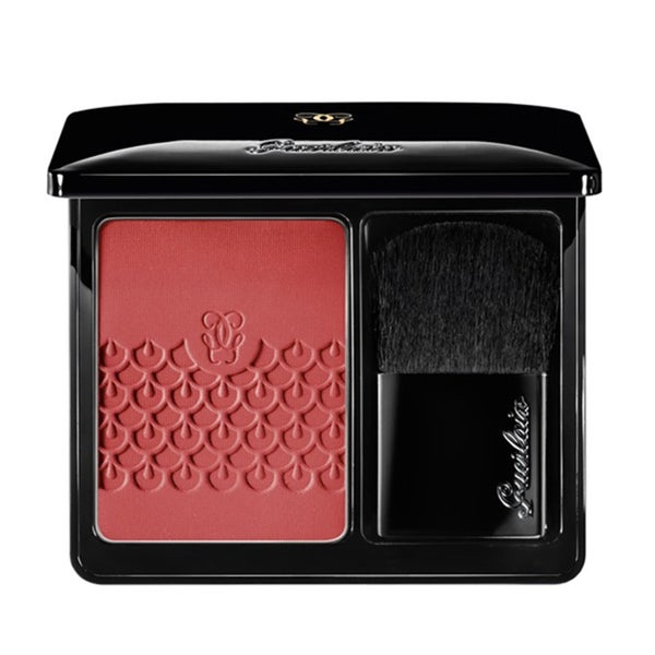Guerlain Rose Aux Joues Tender Blush 02 Chic Pink