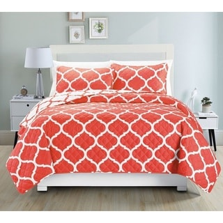 Fashion Street Terra 3-piece Bedspread Set