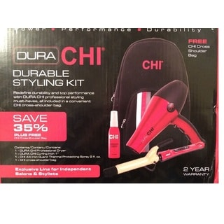 CHI Durable 4-piece Styling Kit