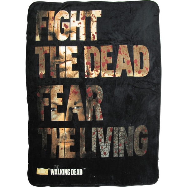 The Walking Dead Fight The Dead Throw