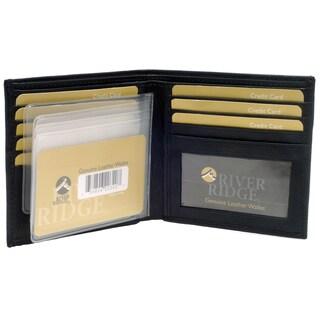 Punita Group Black Lambskin Wallet