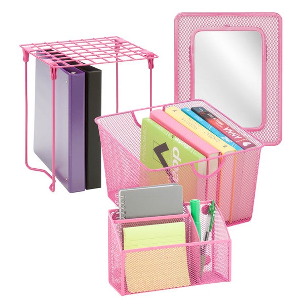 Pink Back to School Kit 1