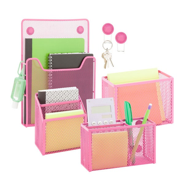 Pink Back to School Kit 4