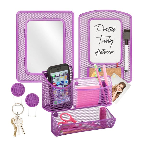 Purple Back to School Kit 8