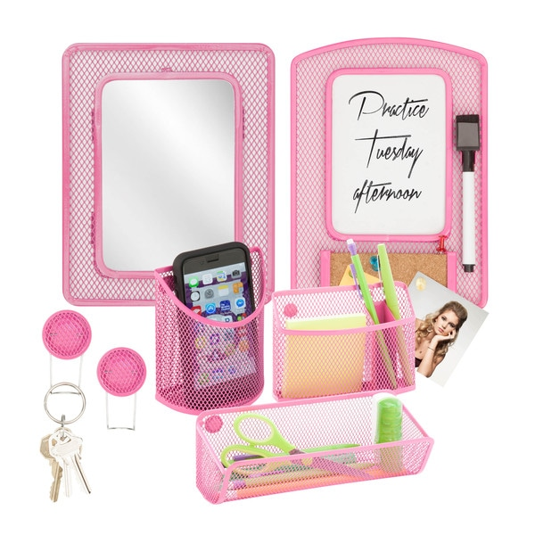 Pink Back to School Kit 8