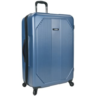 U.S. Traveler by Traveler's Choice Bloomington Blue, Grey or Purple 31-inch Expandable Hardside Spinner Suitcase
