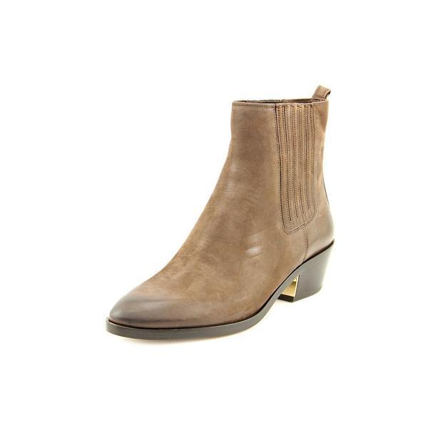 Michael Kors Women's Patrice Brown Nubuck Ankle Boots