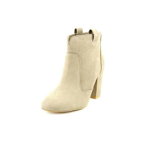 French Connection Women's Livvy Nubuck Ankle Boots