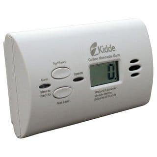 Kidde 21008873-2 KN-COPP-B-LPM Battery-operated Carbon Monoxide Alarm With Digital Display