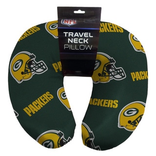 The Northwest Company NFL 117 Packers Beaded Neck Pillow