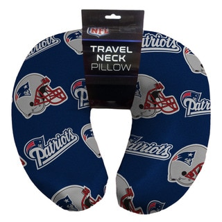 The Northwest Compay 117 NFL New England Patriots Beaded Neck Pillow