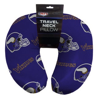 The Northwest Company NFL 117 Vikings Beaded Neck Pillow
