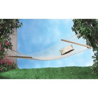 Bahamas Wood-Framed Hammock