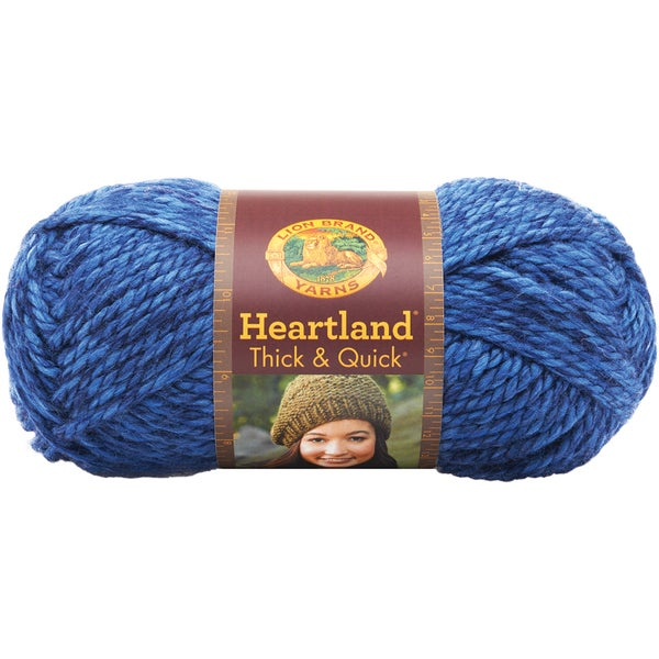 Heartland Thick & Quick Yarn
