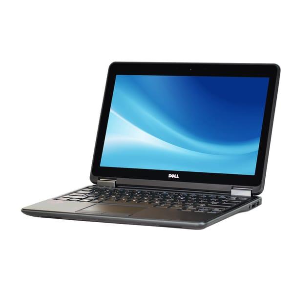 Dell Latitude E7240 Core i7-4600U 2.1GHz 4th Gen CPU 8GB RAM 256GB SSD Win 10 Pro 12.5-inch FHD touchscreen Laptop (Refurbished)