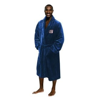 NFL 348 NY Giants Men's S/M Bathrobe