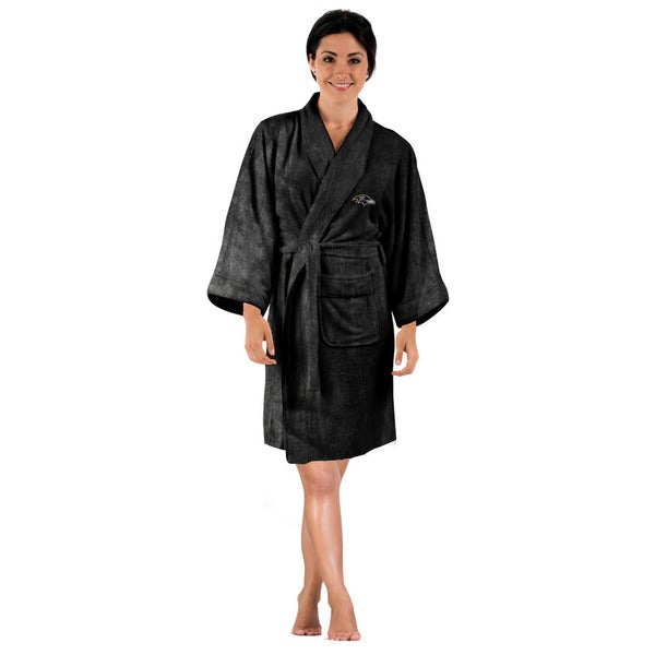 NFL 346 Ravens Women's Bathrobe