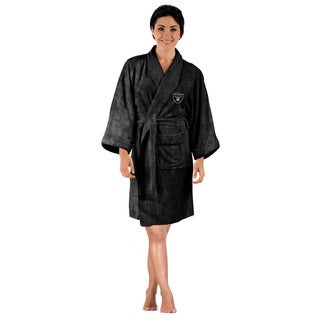 NFL 346 Raiders Women's Bathrobe