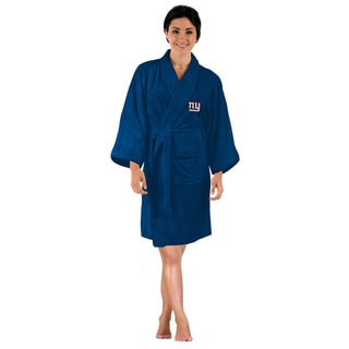 NFL 346 NY Giants Women's Bathrobe