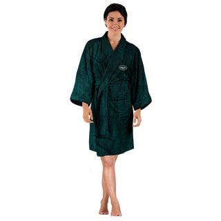 NFL 346 Jets Women's Bathrobe