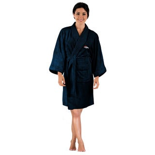 NFL 346 Broncos Women's Bathrobe