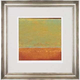 Art Virtuoso's Sharon Gordom 'Paths' 33.5-inch x 33-inch Framed Art Print