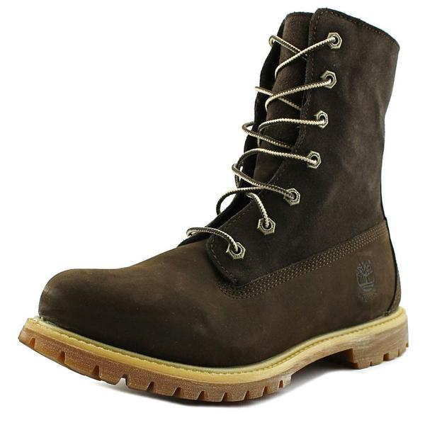 Timberland Earthkeepers Women's Teddy Brown Leather Boots