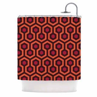KESS InHouse Alias 'The Overlook' Shower Curtain (69x70)