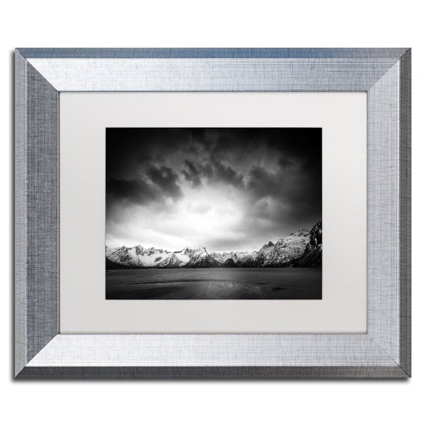 Philippe Sainte-Laudy 'Never Enough' Matted Framed Art