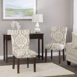HomePop Suri Parson Dining Chair - Set of 2