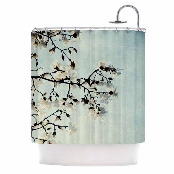 KESS InHouse Chelsea Victoria 'Bloom' Shower Curtain (69x70)