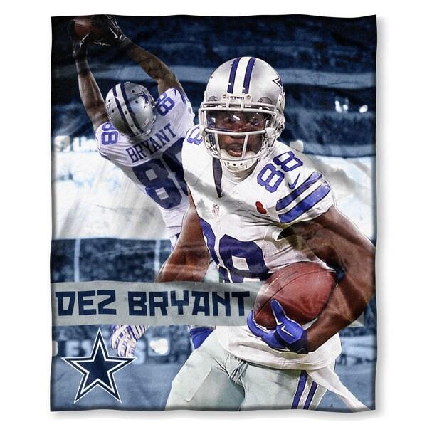 NFL 575 Cowboys - Dez Bryant Silk Touch Throw