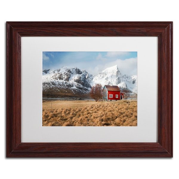 Philippe Sainte-Laudy 'Believe It When You See It' Matted Framed Art