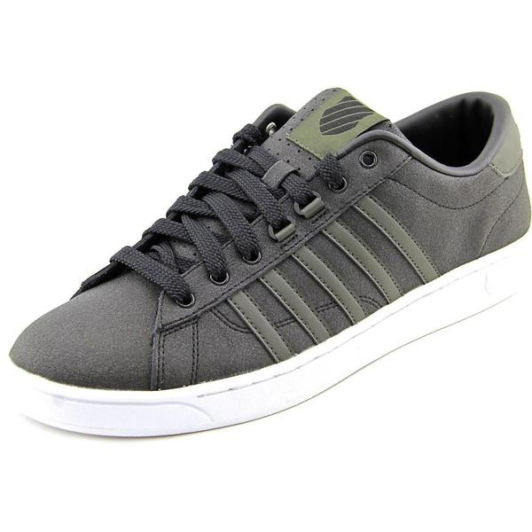K-Swiss Men's 'Hoke C CMF' Faux Leather Athletic Shoes
