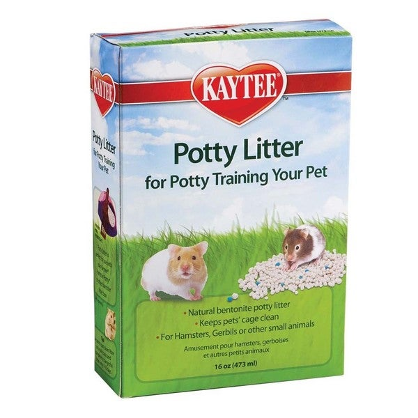 Super Pet 16-ounce Potty Small Animal Litter