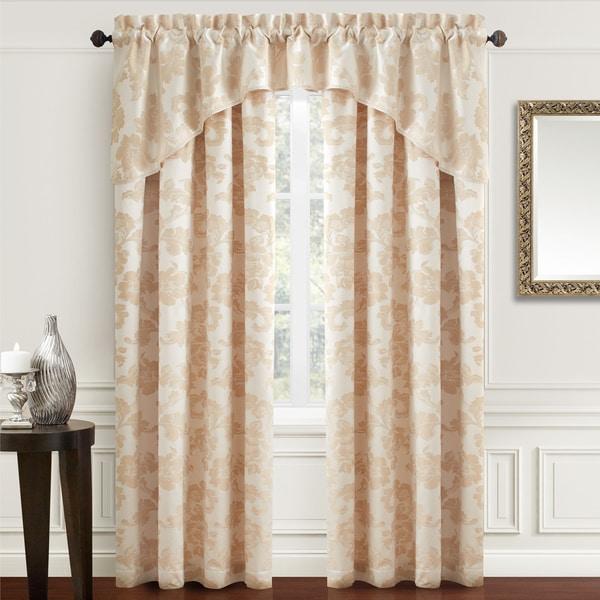 Croscill Cream Adrianna Window Panel