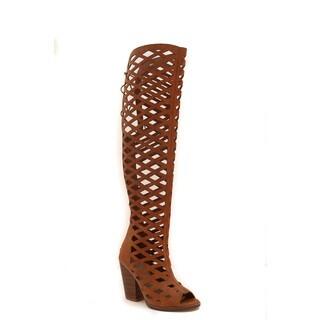 Hadari Women's Knee High Boot
