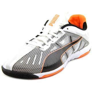 Puma Men's Neon Lite 2.0 White Textile Basic Athletic Shoes