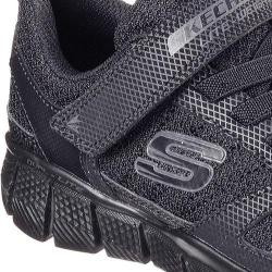 Boys' Skechers Equalizer 2.0 Instant Replay Sneaker Black