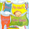 Mrs. McNosh Hangs Up Her Wash (Paperback)
