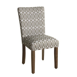 HomePop Finely Parson Dining Chair - Set of 2