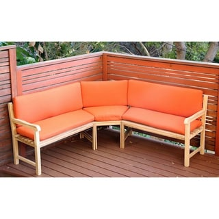 Teak Outdoor Patio Bench