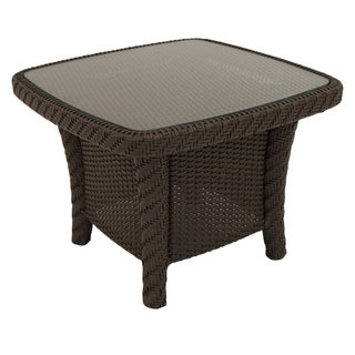 LC Square Chestnut Coffee Table